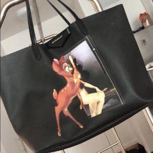Givenchy Bambi Tote bag
